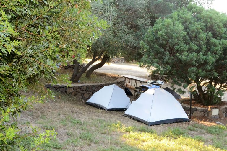 Farm campsite Agriturismo S'Ozzastru