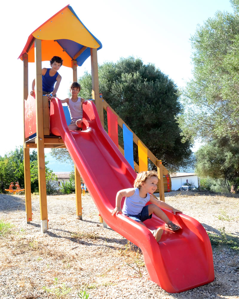 Play area Agriturismo S'Ozzastru