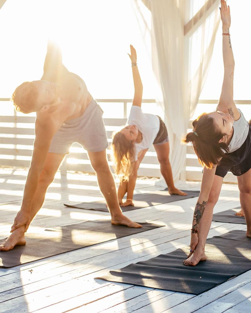 Yoga Agriturismo S'Ozzastru